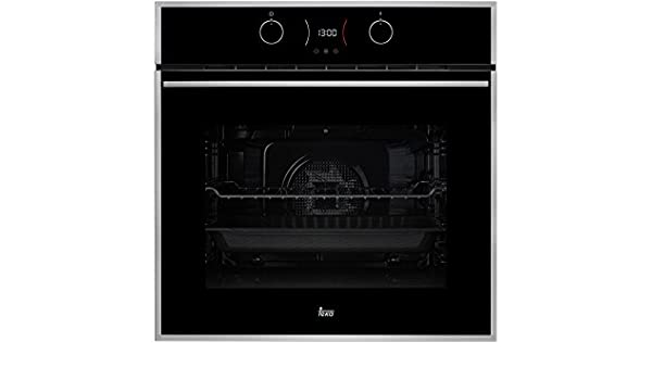 Horno multifunción Independiente turbo Teka Wish HLB 840 (41560077): 277.02: Amazon.es: Grandes electrodomésticos