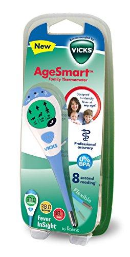 Vicks vdt969eu agesmart Familia Termómetro: Amazon.es: Salud y cuidado personal