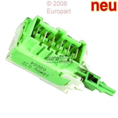 Botón Interruptor Interruptor lavadora WA/TR de 1 Compartimento ...