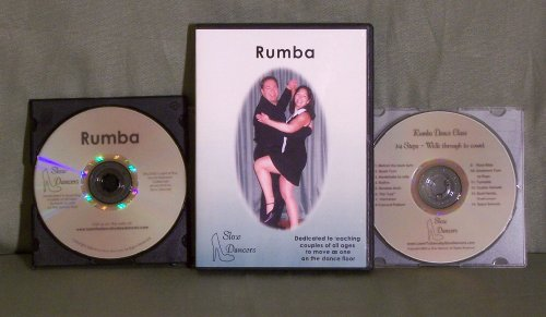 (Rumba Beginner and Rumba Class Dance Lessons - Two Dance Lesson DVD's by Slow Dancers)