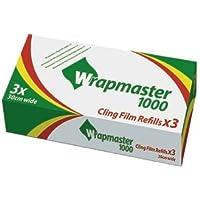 Wrapmaster 1000 - Papel de plástico de recambio