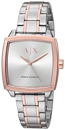 Armani Exchange Women's Dress Silver Watch AX5449