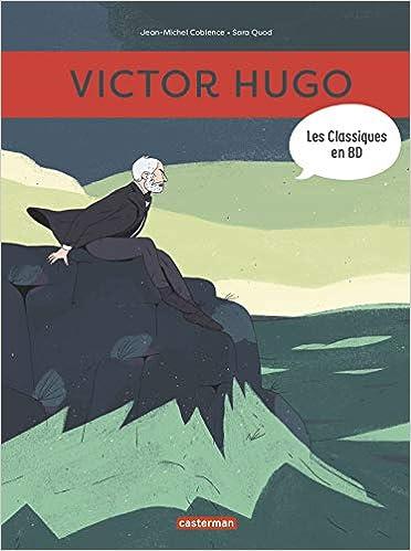 Amazon Fr Les Classiques En Bd Victor Hugo Jean Michel