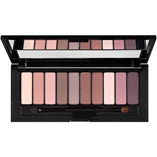 L'Oréal Paris Makeup Colour Riche Eye 'La Palette Nude' Eye Shadow Palette with Brush, 112 Nude Intense, 0.62 oz.