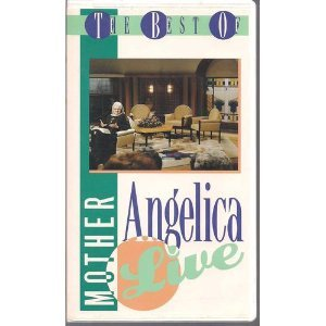 The Best of Mother Angelica Live - VHS Tape #V141 (Cloistered Nuns on TV)