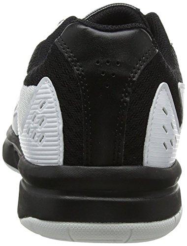 100 black Nero Squash 3 black Upcourt Scarpe Da Asics Uomo Fw4Pvzxx