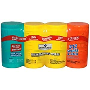 member 39 s mark disinfecting wipes variety pack 4 pk 78 ct each by member 39 s. Black Bedroom Furniture Sets. Home Design Ideas