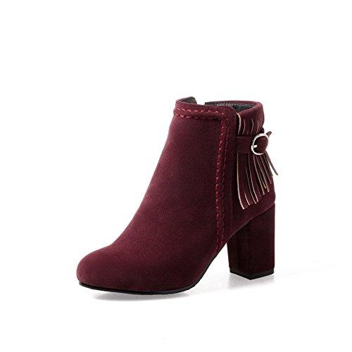 BalaMasa Compensées Red Rouge Abl10122 Sandales femme qr1rEa