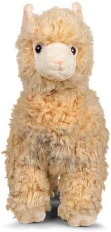 Tobar Animigos World of Nature Peluche de Alpaca de Felpa de 24 cm