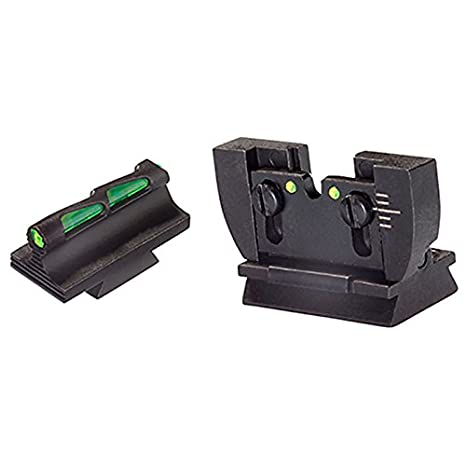 Amazon Hiviz Rg1022 Ruger 1022 Front And Rear Combo Pack