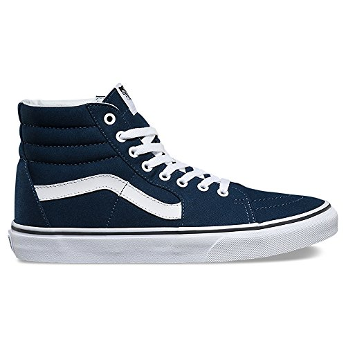Vans Sk8 White Core Blue Dress Men's True Hi Tm Classics arwqaU5