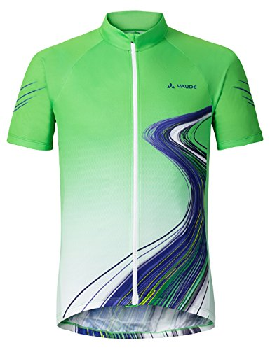 VAUDE - Camiseta deportiva para hombre verde