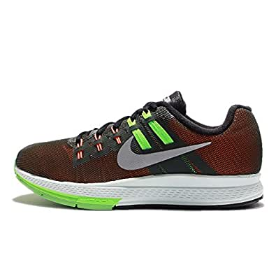 0ac03823dfbc Nike Air Zoom Structure 19 Flash Womens Sequoia Rflct Silver Vltg Grn  Athletic Sneakers