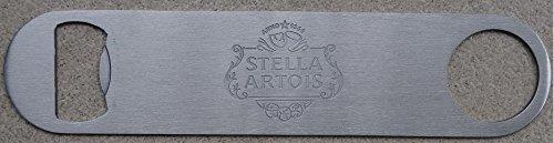 Stella Artois Embossed logo Stainless Steel Beer Bottle Opener New