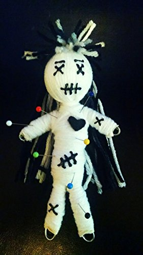 Authentic Voodoo Dolls (Karma Keepers' Authentic Black Heart Voodoo Doll)