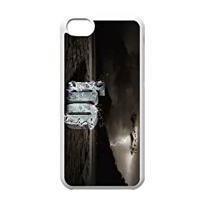 Bohse Onkelz iPhone 5c Cell Phone Case White TPU Phone Case SV_144407