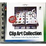 PC Paintbrush Clipart Collection