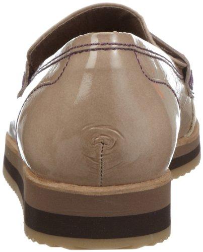 Beige Loafer Damen Slipper Abantos Casual Manaos XYXYX XY22023 RTzpS