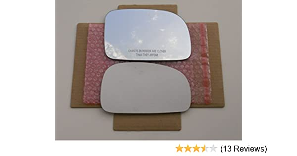 See Compatibility List for App MIRROR-GLASS+ADHESIVE~RIGHT PASSENGER//LEFT DRIVER