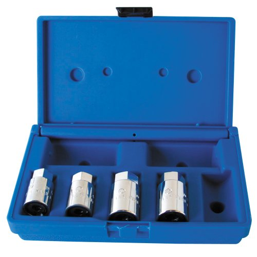 Stud Puller Socket Set - Assenmacher Specialty Tools 201 Metric Stud Remover/Installer Set - 4 Piece