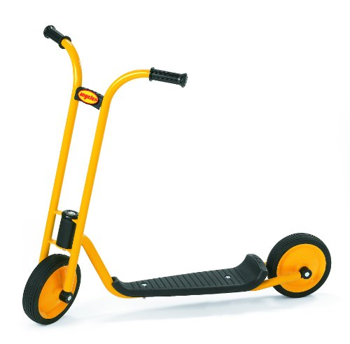 Angeles MyRider Scooter, Yellow – Perfect for Young Riders Ages 4+, Encourages Active Play, Supports Up to 70lbs…