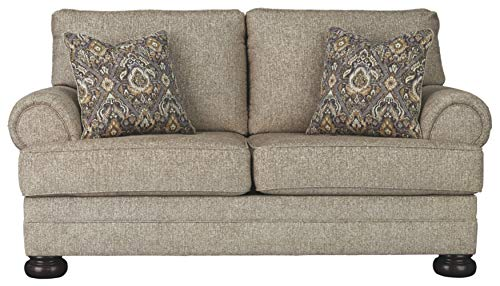 Signature Design by Ashley 2960335 Kananwood Love Seats, Oatmeal