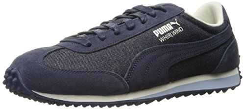 Puma Wervelwind Denim Fashion Sneaker Twilight Blue-whisper