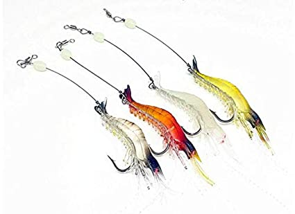 10 Pcs 70mm Soft Silicone Saltwater Fishing Lures Minnow Lure Crank Bait Tackle