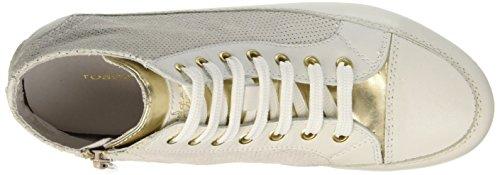 Tosca Sneaker Alte Blu Oro Gold C98 Citrino Donna Oro rprqTwR