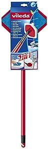Vileda 126285 Bad Blitz Reinigungssystem - mit Teleskopstiel zur...