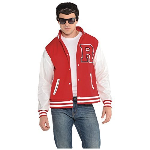Adult Rydell High Letterman Jacket - One Size