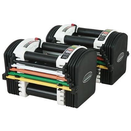 New Powerblock U70 Stage1 - Set de entrenamiento de pesas ajustable (entre 2 y 18