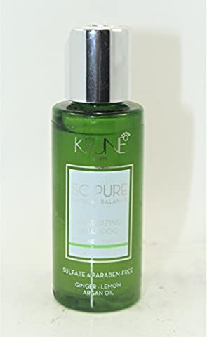 Keune So Pure Natural Balance Energizing Shampoo, 1.7 oz - 1.7 Ounce Energizing Shampoo