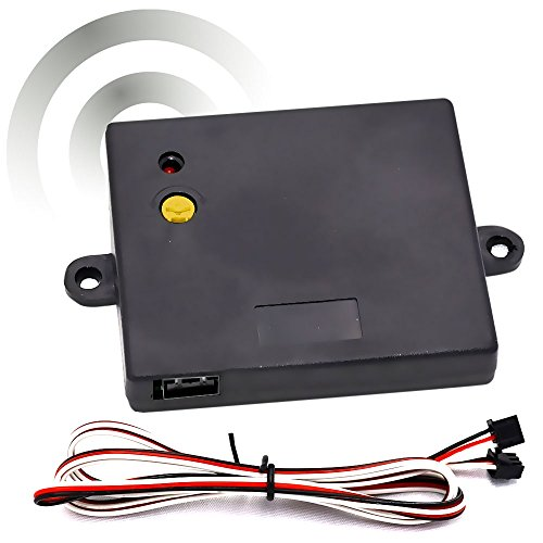 GENSSI Proximity Microwave Sensor Adjustable for Car Motorcycle Alarms Motion