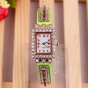 Mujer Reloj Ginebra aliexpress koreanische elegante multicolor con ...