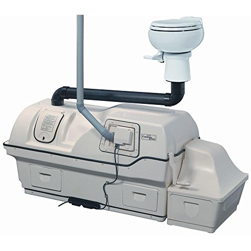 Sun-Mar Corp CCEB-02520 Centrex 3000 - 370 Watt 120 Volt by Sun-Mar (Waterless Composting Toilet)