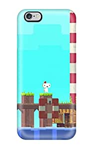 Durable Fez Playstation Game Back Case/cover For Iphone 6 Plus
