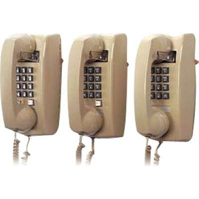 Cortelco 255413-VBA-20M Wall Phone With Volume Control44; Beige ()