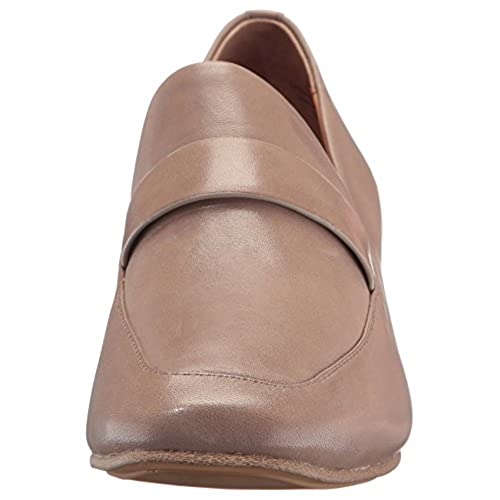 5bdabed6796 free shipping Gentle Souls Women s Eliott Menswear Inspired Dress Block Heel  Loafer