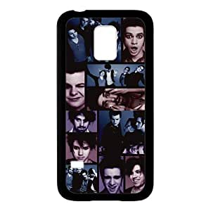 Movie Actor Music Star Band Series - Panic At The Disco Album Poster Picture Collage Personalized Case For Samsung Galaxy S5 Mini (Laser Technology) - Custom Plastic And TPU Phone Case Shell Back Cover Protective Case