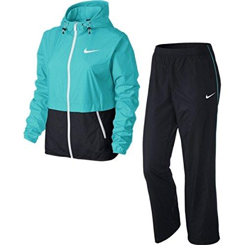 Nike Half Timer Warmup - Chándal para mujer, color verde/negro ...