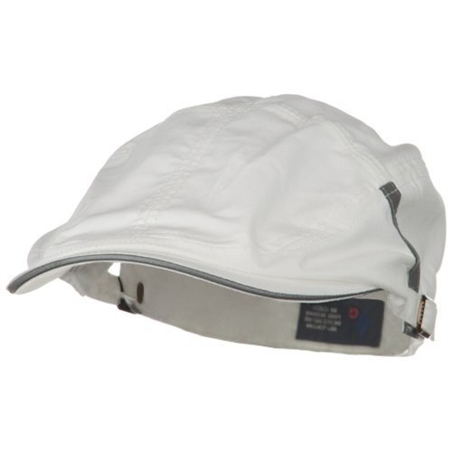 (New Sandwich Bill Ivy Cap - White)