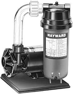 Hayward C2251540LSS Micro StarClear 40 GPM Above-Ground Pool Filter Pump System