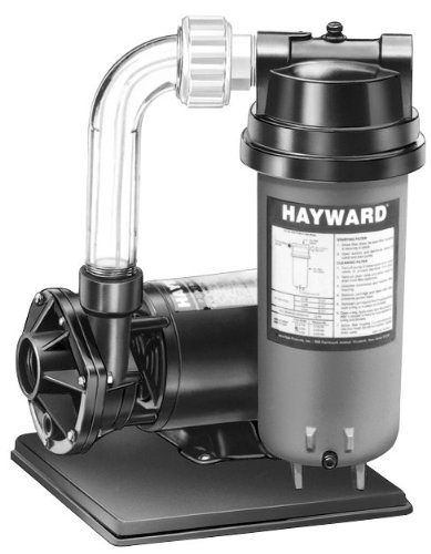 - Hayward C2251540LSS Micro StarClear 40 GPM Above-Ground Pool Filter Pump System