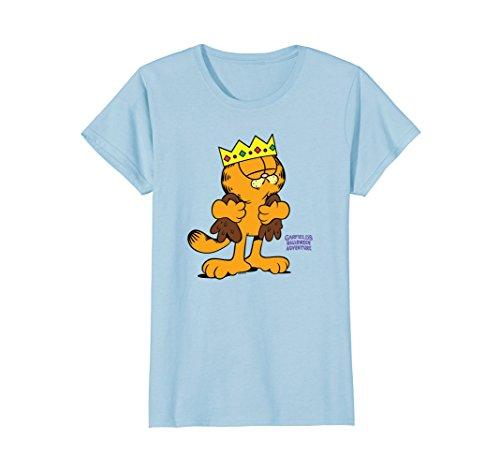 Costume Amazon Garfield (Womens Garfield King Costume Medium Baby)