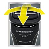 MANGROOMER - Lithium Max Plus+ Body Groomer, Ball