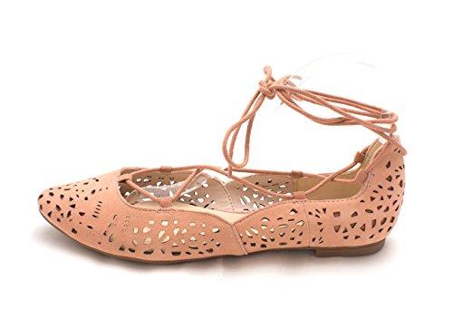 West Pink Bateau Frauen Chaussures Femme Light Nine pour US Suede B8dTWq