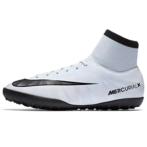 Soccer Kids Boots (NIKE Jr. Mercurial Victory VI Dynamic Fit CR7 Little/Big Kids' Turf Soccer Shoes (1.5))