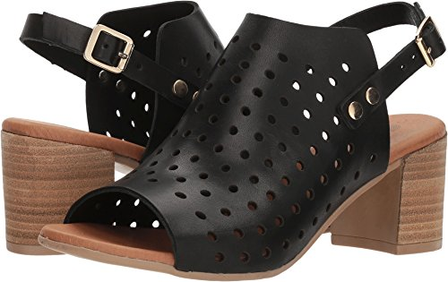Eric Michael Womens Berkeley Nero