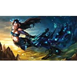 Artists of Magic Premium Playmats: NYX GREEK GODDESS w/Artwork by ALAYNA LEMMER